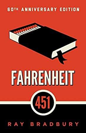 Fahrenheit 451 (Ray Bradbury) - Estados Unidos.