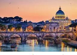 Huida a ITALIA