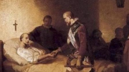 Muerte de Cervantes