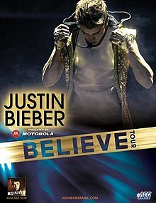 Believe Tour Begins