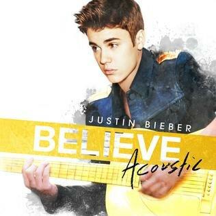 Believe Acoustic Album was Released