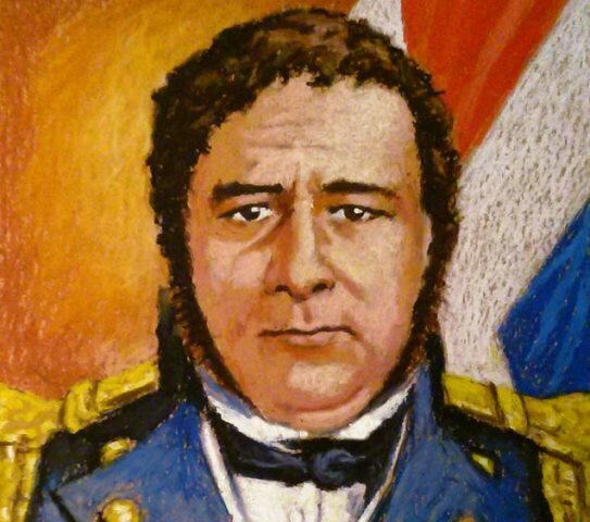 Mandato provisional de Santana