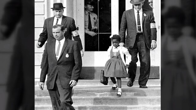 Fin de la sénégration raciale dans les écoles primaires et secondaires