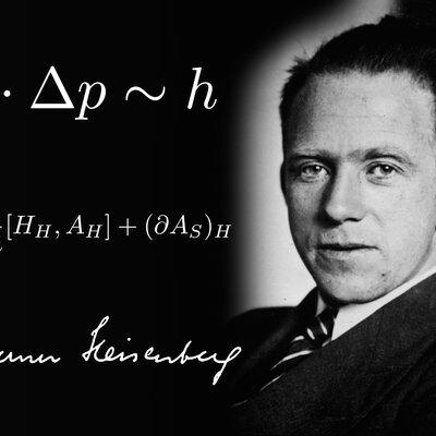Werner Heisenberg, 1905-1976 timeline