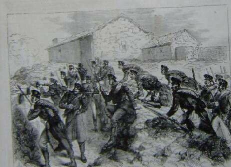 """Batalla de """"Las Carreras"""""""