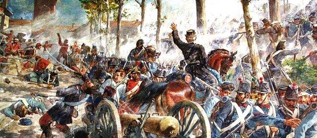 """Batalla de """"Sabana Larga"""""""
