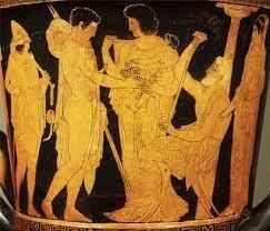 La infancia en la Antigua Grecia.