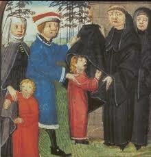 Infancia en la Edad Media.
