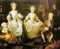 Infancia en la Edad Moderna.