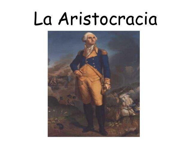 Periodo Arcaico - Aristocracia