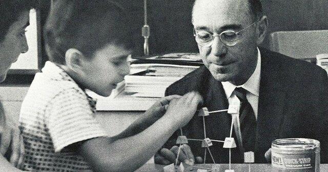 Jerome Bruner creación del Center for Cognitive Studies de Harvard