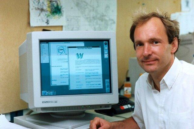 """""""Tim Bernes Lee"""""""