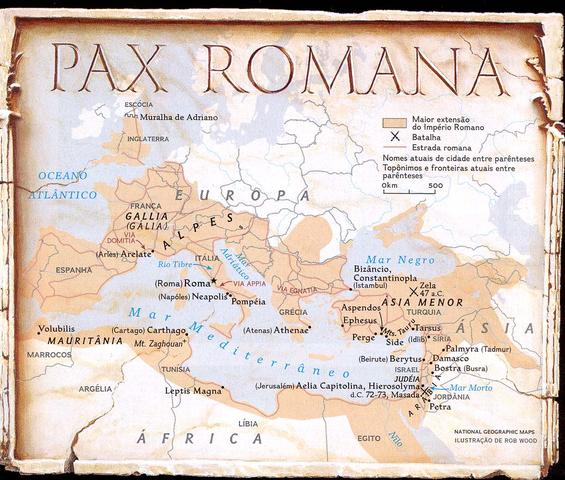 Edad antigua: Alto Imperio (-27 hasta el 235)