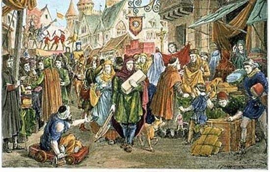 Edad antigua: Crisis (235 hasta el 300)