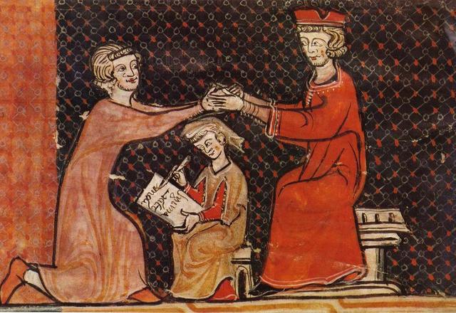 Edad media: Alta edad media (800 hasta el 1100)