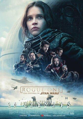 """Lanzamiento de la pelicula """"Rogue One: Una historia de Star Wars"""""""