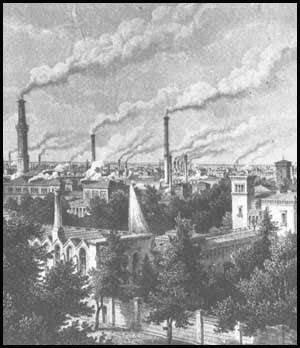 Revolución Industrial (siglos XVIII -XIX)