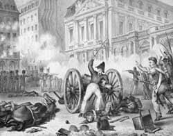 Insurrezioni nell'Italia centrale