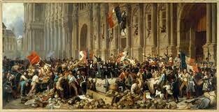 In Francia viene riproclamata la repubblica