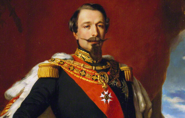 Napoleone III mette fine alla repubblica