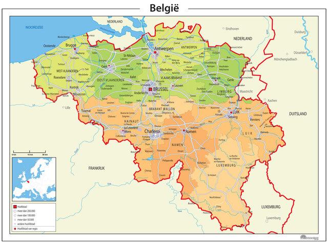 Belgische onafhankelijkheid