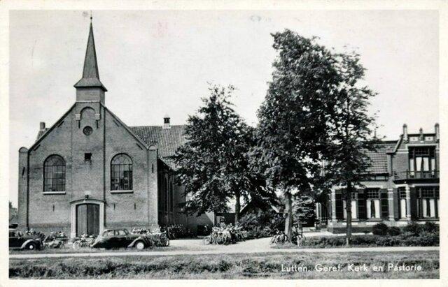 stichting gereformeerde kerk