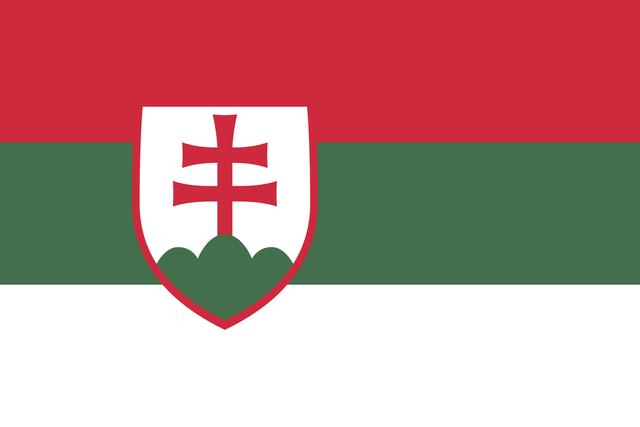 La Hongrie récupère la Slovaquie