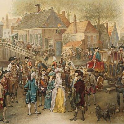 tijdvak van pruiken en revoluties timeline