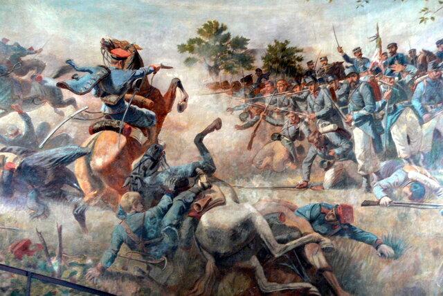 Terza guerra d'indipendenza presa del veneto