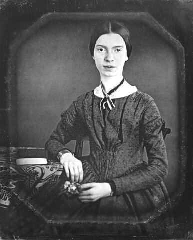 Nascita di Emily Dickinson