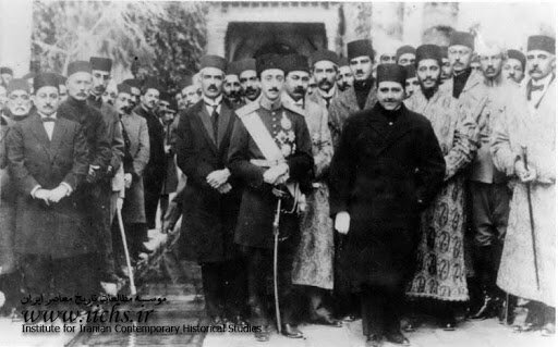 1921 Coup Iran