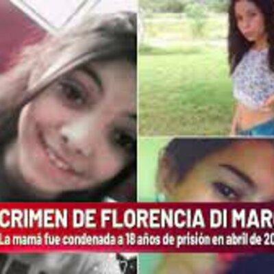 Caso Florencia Di Marco timeline