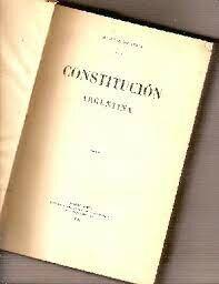 Constitución de 1853