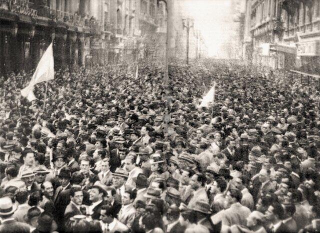 La sociedad Argentina a mediados del S.XX