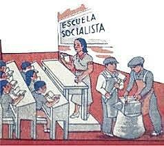 1934 Primera reforma del art. 3 constitucional