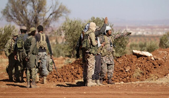 American Intervention against Isil