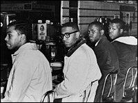 Les sit-in (document 1)