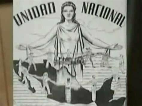 PROYECTO DE UNIDAD NACIONAL 1942-1970