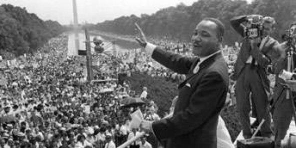 La marche our la liberté et le travail, aussi discours de Martin Luther King J. (document 3)