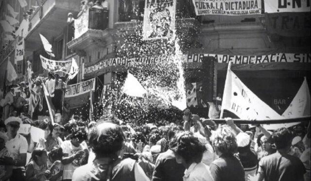 La sociedad argentina en los años ochenta