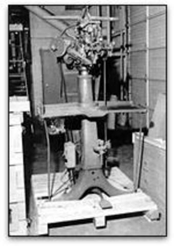 Shoemaking Machine