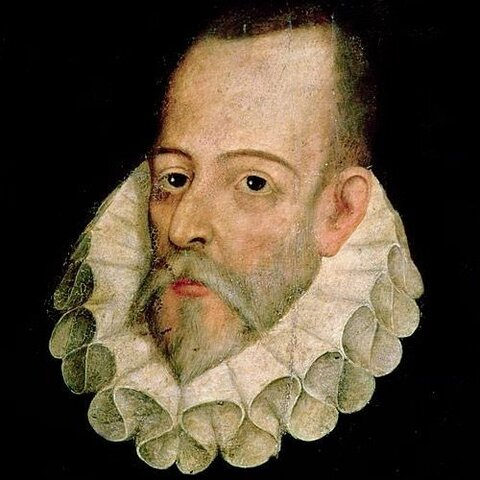 La muerte de Cervantes