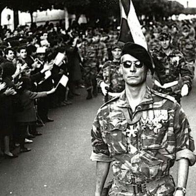 Algerian War  timeline