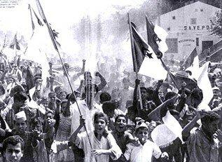 Protest in Sétif