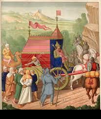 Nebuchadnezzar convierte a Judá en vasallo en Babilonia