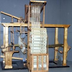 Maquina para ser impresas en tela o tejidos