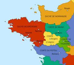 Rattachement de la Bretagne au royaume de France.