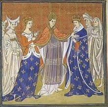 Avénement du roi Henri IV (branche des Bourbons)