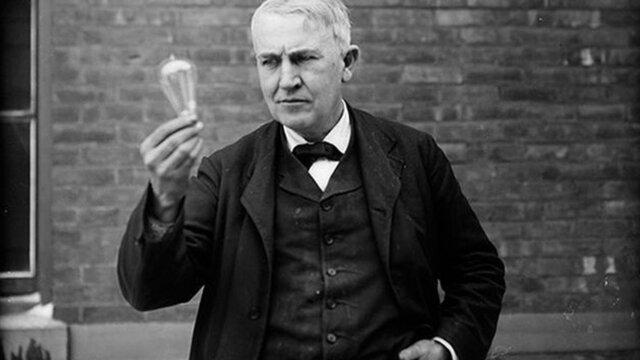 Thomas Alva Edison logra mantener su lámpara incandescente durante 48 horas seguidas.