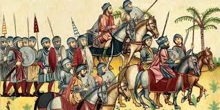 Ocupación visigoda e invasión musulmana